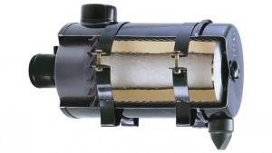 Filtro de ar tipo serviço pesado