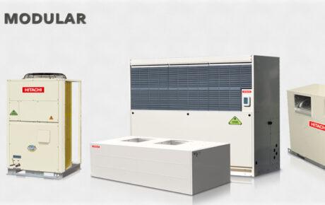 Linha package modular Hitachi
